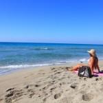 Spiaggia mare Gallipoli Salento