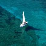hote città bella gallipoli Salento barca mare vela