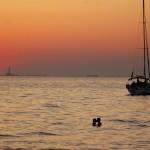 hote città bella gallipoli Salento tramonto