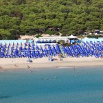 otranto salento  spiaggia azzurra