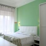 hotel gallipoli città bella salento room verde stanza in affitto (11)