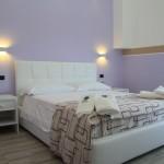 hotel gallipoli città bella salento room stanza in affitto lilla 1 (2)
