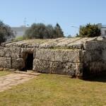 chiesa delle cento pietre - patù