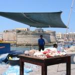 hote città bella gallipoli Salento  mercato ricci